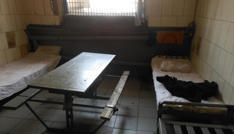 2209 Омбудсмен сравнила условия содержания заключенных в Измаильском СИЗО с пытками (добавлены фото)