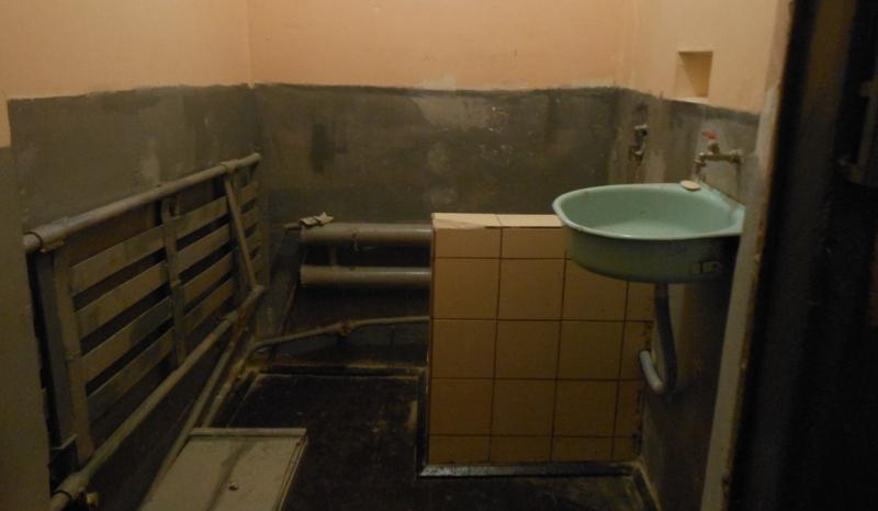 2210 Омбудсмен сравнила условия содержания заключенных в Измаильском СИЗО с пытками (добавлены фото)
