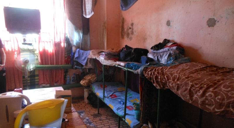 2211 Омбудсмен сравнила условия содержания заключенных в Измаильском СИЗО с пытками (добавлены фото)
