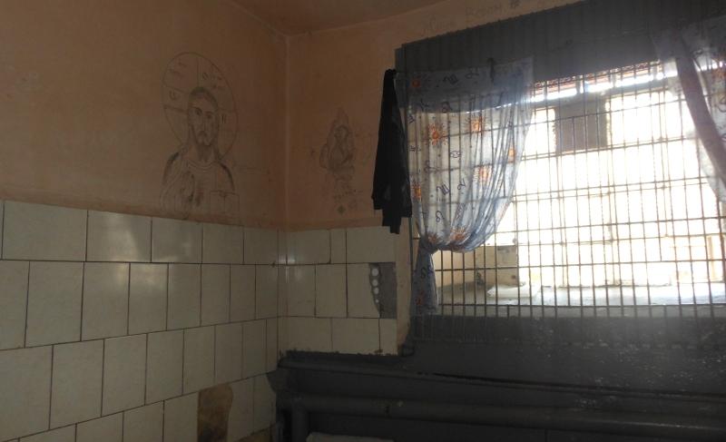 2214 Омбудсмен сравнила условия содержания заключенных в Измаильском СИЗО с пытками (добавлены фото)