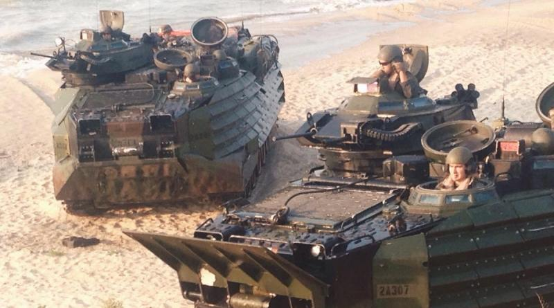 3-2 В Татарбунарском районе десантировались американские морпехи (фото)