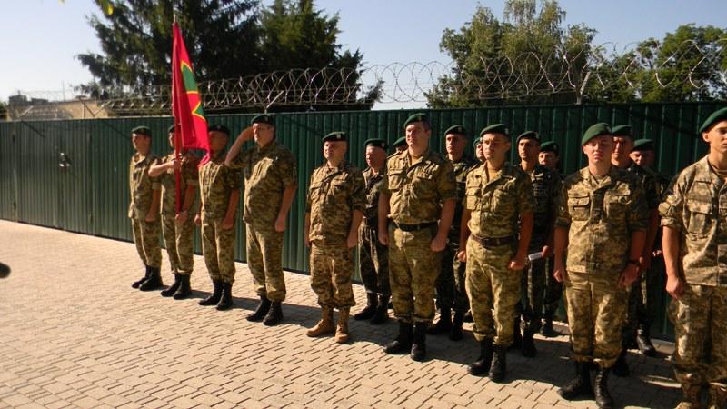 DSCN3269 В Измаильском пограничном отряде присягнули на верность украинскому народу