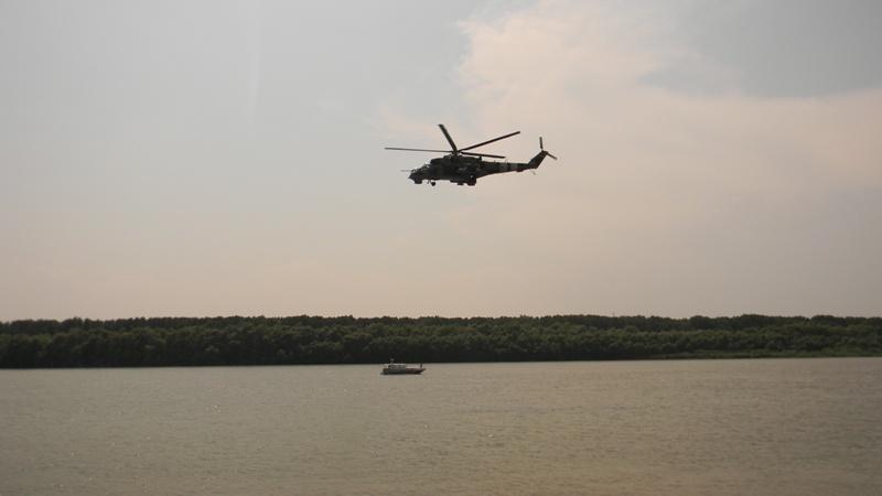 DSCN3599 «Sea Breeze - 2016»: военные отрабатывали освобождение Измаила от незаконных формирований, захвативших город