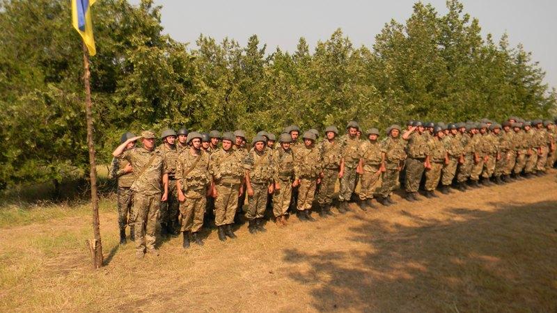 DSCN3649 В Измаильском погранотряде прошли трехдневные учения с боевой стрельбой