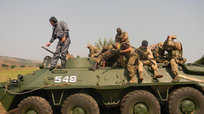 DSCN3659 В Измаильском погранотряде прошли трехдневные учения с боевой стрельбой