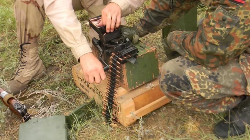 DSCN3671 В Измаильском погранотряде прошли трехдневные учения с боевой стрельбой