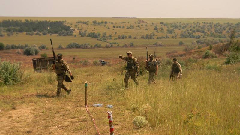 DSCN3685 В Измаильском погранотряде прошли трехдневные учения с боевой стрельбой