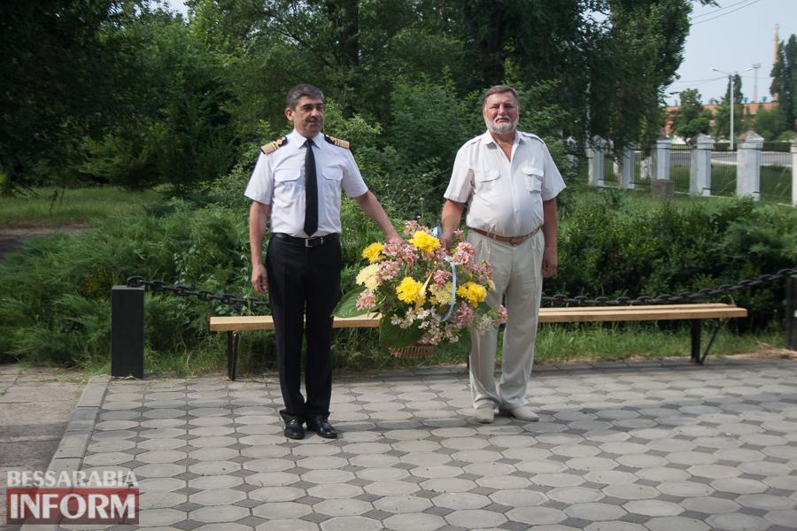В Измаиле почтили память погибших моряков (ФОТО)