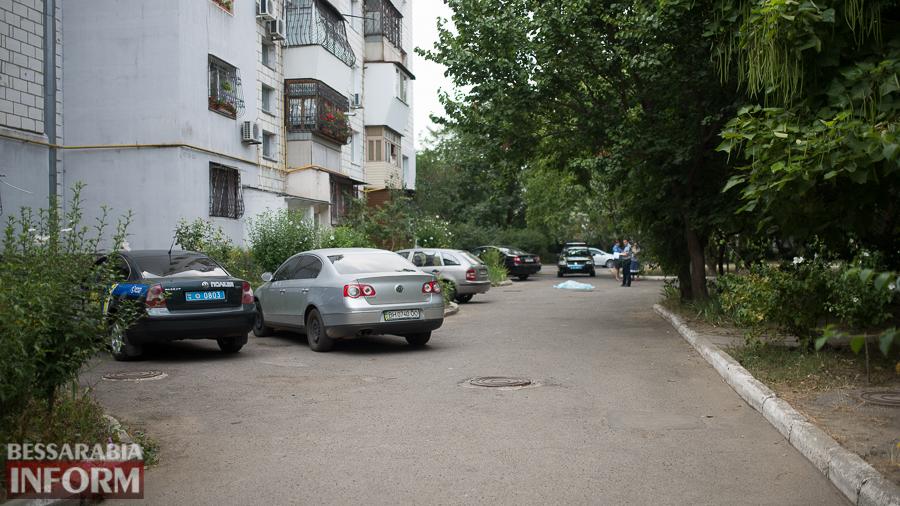 SME_1099 В Измаиле сбили насмерть маленького ребенка (ФОТО)
