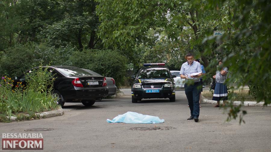 SME_1101 В Измаиле сбили насмерть маленького ребенка (ФОТО)