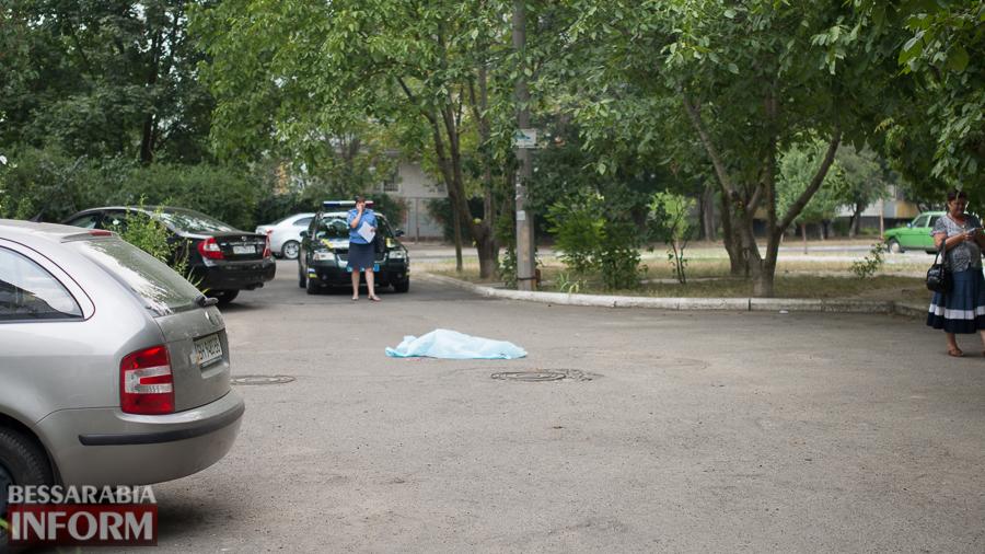SME_1103 В Измаиле сбили насмерть маленького ребенка (ФОТО)