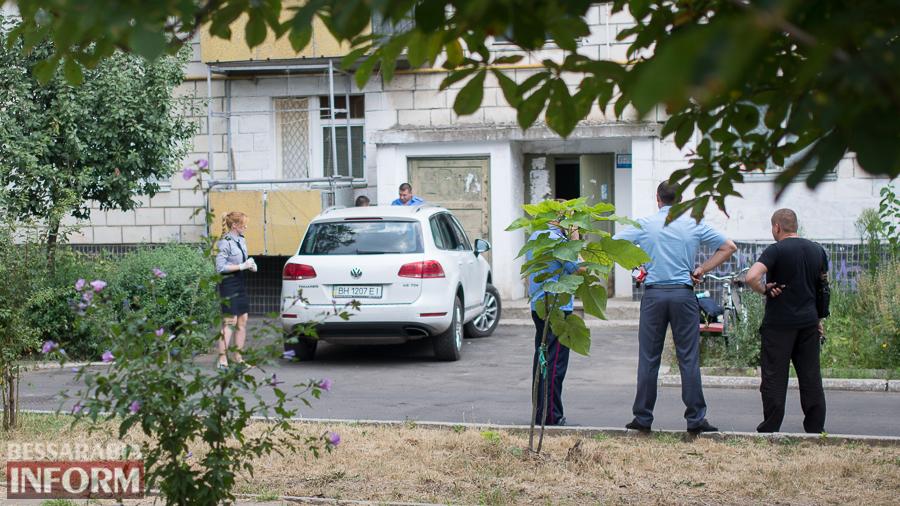 SME_1106 В Измаиле сбили насмерть маленького ребенка (ФОТО)