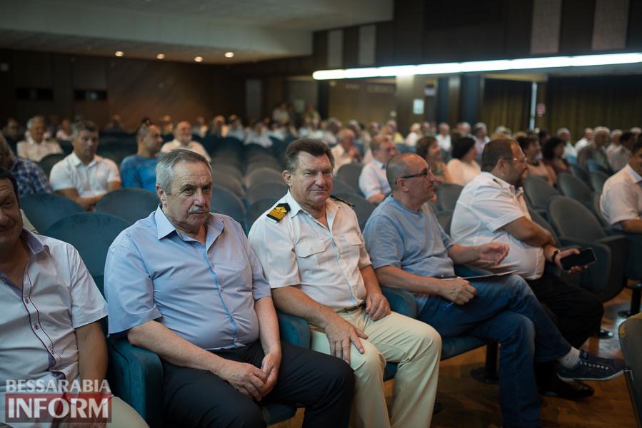 SME_8572 За тех, кто в море! - в Измаиле чествовали работников пароходства (ФОТО)