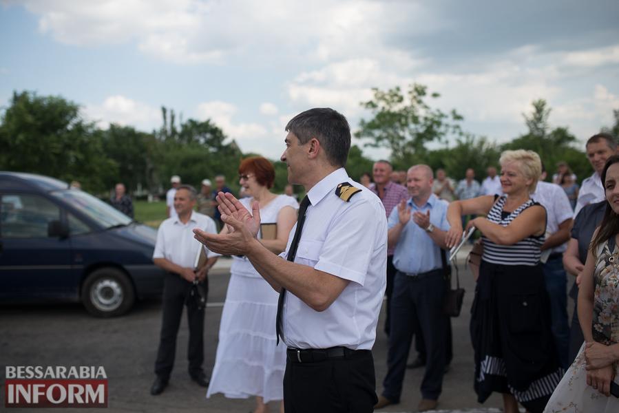 Измаильские портовики отметили День работников морского и речного флота (ФОТО)