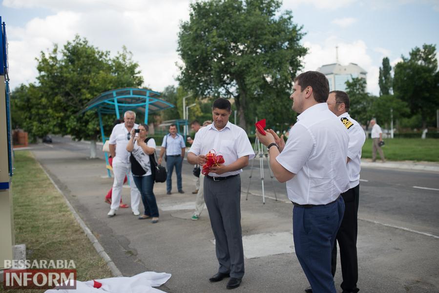 SME_8751 Измаильские портовики отметили День работников морского и речного флота (ФОТО)