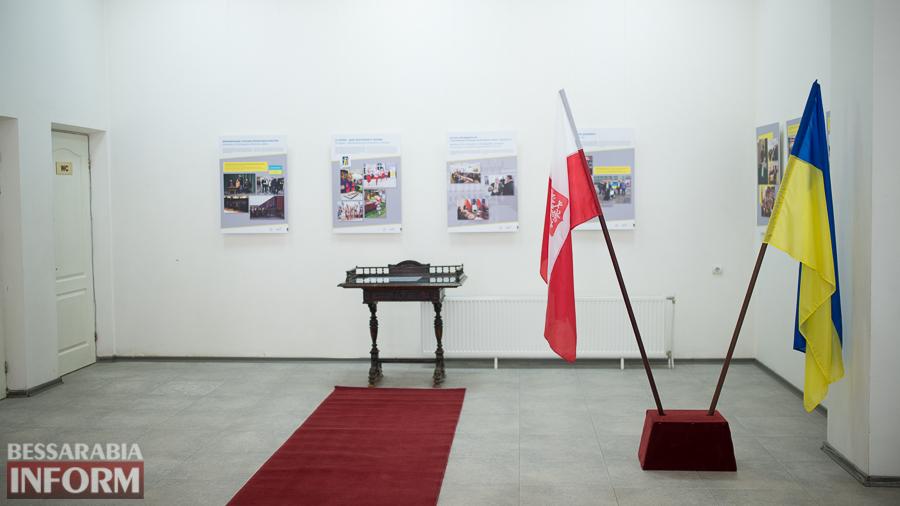 SME_9522 Измаил посетил Генеральный консул Польши в Одессе  (ФОТО)