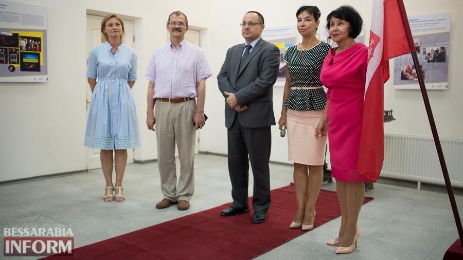 SME_9552 Измаил посетил Генеральный консул Польши в Одессе  (ФОТО)