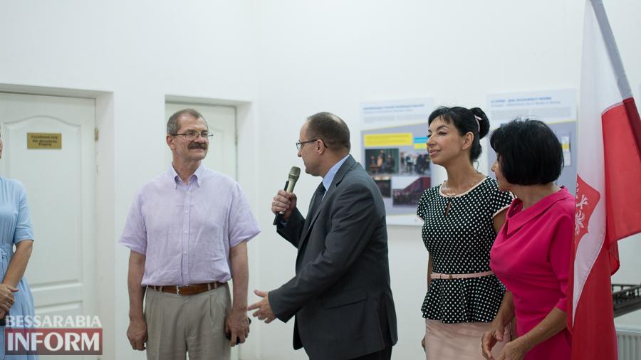 SME_9554 Измаил посетил Генеральный консул Польши в Одессе  (ФОТО)