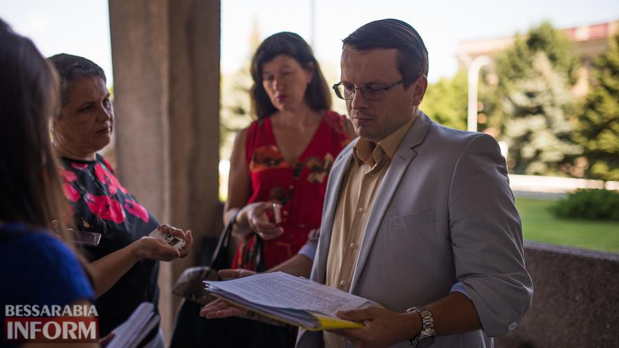 Сессия Измаильского горсовета: город против объединения с селами