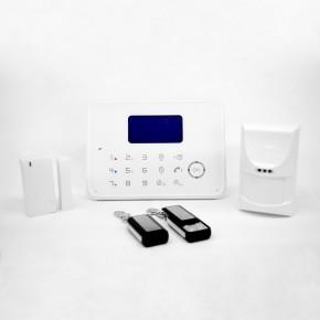 Ваш дом в безопасности вместе с сигнализацией GSM