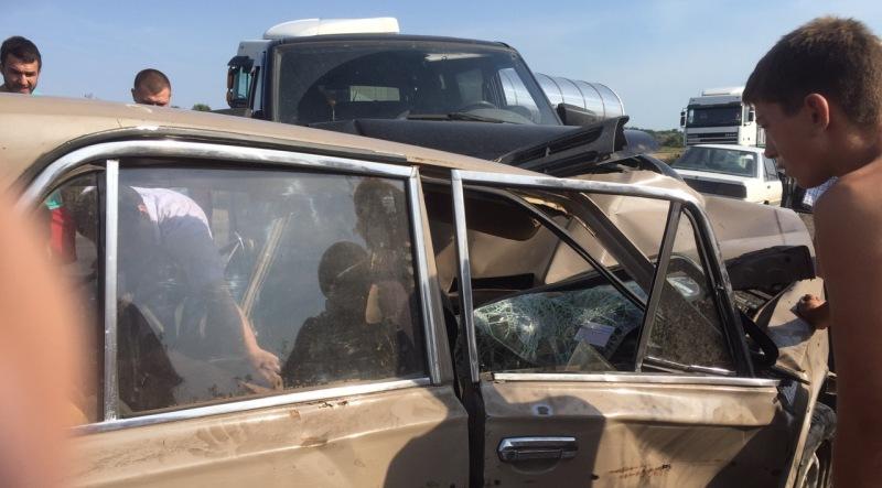 attachment-2 На трассе Одесса-Рени произошло серьезное ДТП (фото)