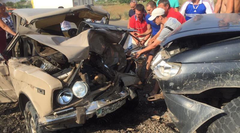 attachment-4 На трассе Одесса-Рени произошло серьезное ДТП (фото)