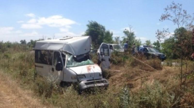 picturepicture_99946024155561_80800 Массовое ДТП на трассе Одесса-Рени: столкнулись пять автомобилей и рейсовый автобус