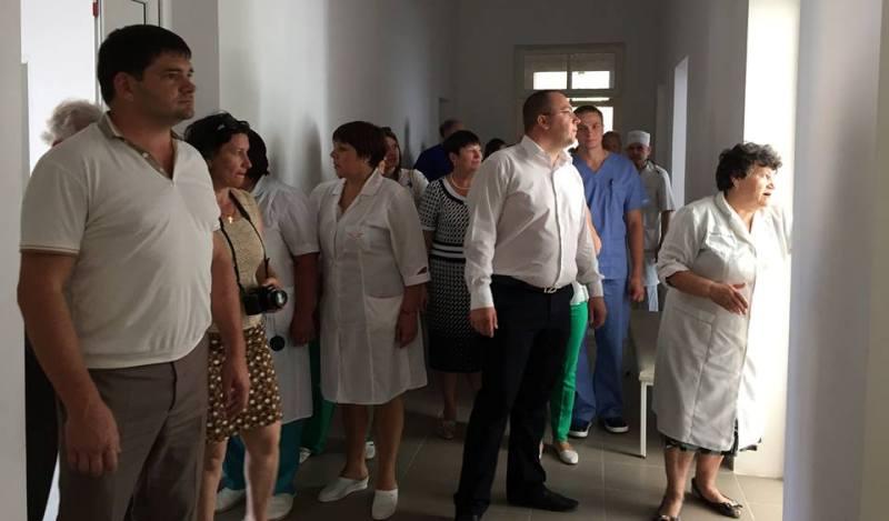 13879453_281108898926760_8643783262914812955_n В Килии открылось обновленное инфекционное отделение центральной районной больницы