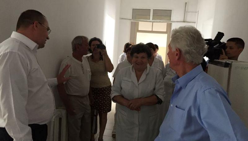 13924956_281108962260087_8914123688578419533_n В Килии открылось обновленное инфекционное отделение центральной районной больницы