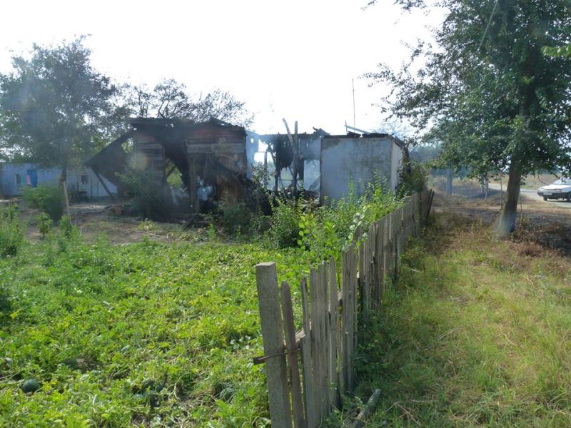 13934994_163897810701722_8333335167496513505_n В Килии почти дотла сгорел жилой дом (ФОТО)