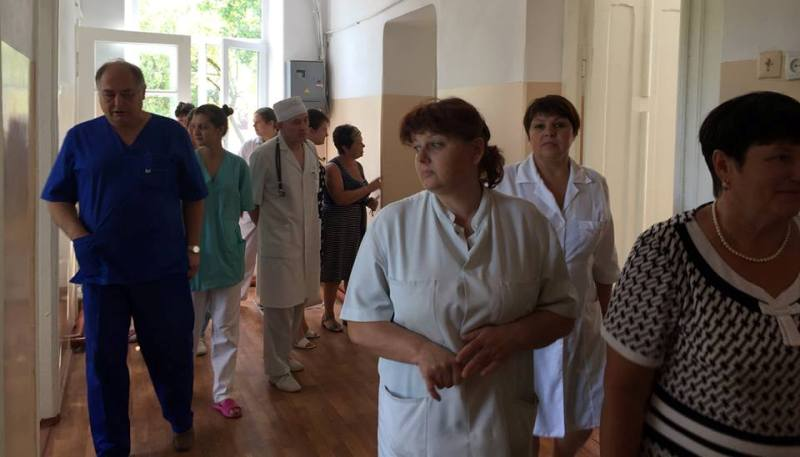 В Килии открылось обновленное инфекционное отделение центральной районной больницы