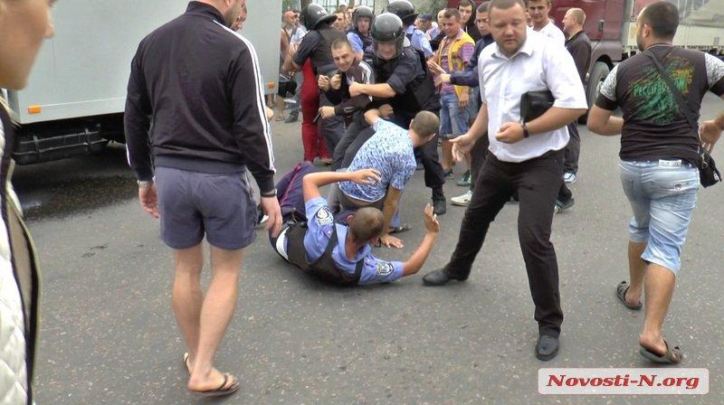 255410 В Николаевской области назревает новая Врадиевка (фото, видео)