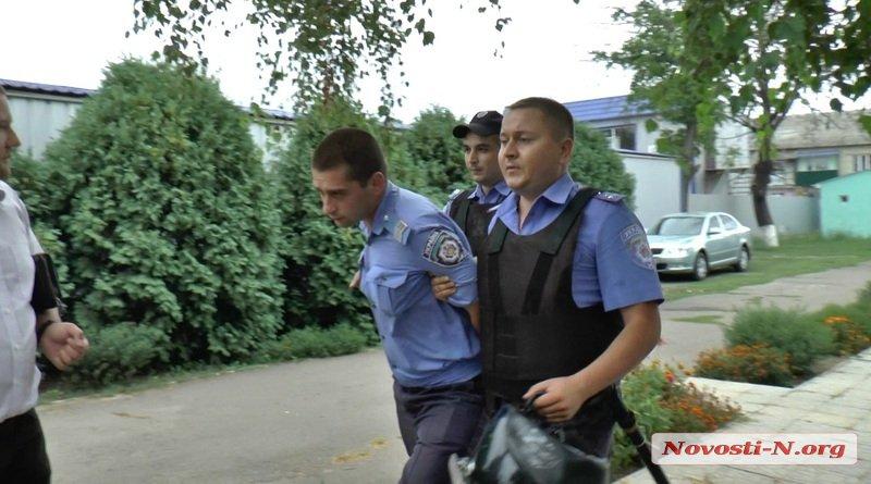 255417 В Николаевской области назревает новая Врадиевка (фото, видео)