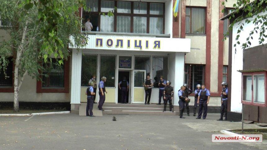 В Николаевской области назревает новая Врадиевка (фото, видео)