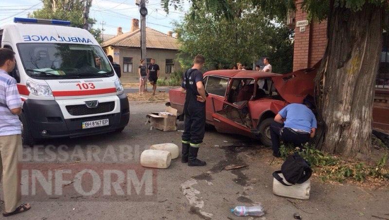 57a8b2d271ac4_LmVx0nl-jQY Серьезное ДТП в Измаиле: на Савицкого водителю стало плохо за рулем (фото, видео)