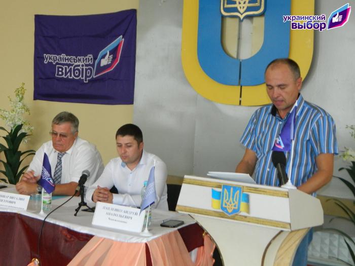 DSCN8153 В Болграде организация Медведчука попыталась выдать встречу депутата с избирателями как недовольство населения