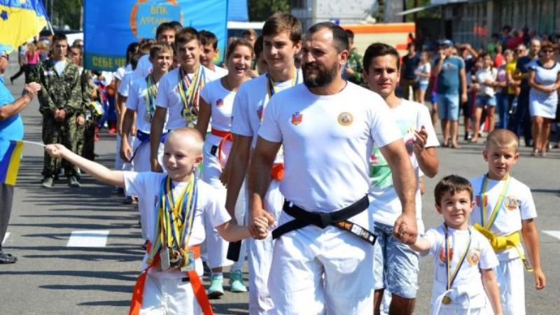 DSC_0183-670x447 Один из самых молодых городов украинской Бессарабии отпраздновал свое 200-летие (фото)