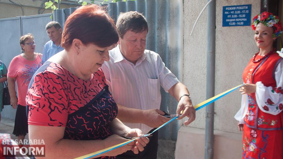 IMG_0309 В Измаиле торжественно открыли новый ЦПАУ при Измаильской РГА (ФОТО)