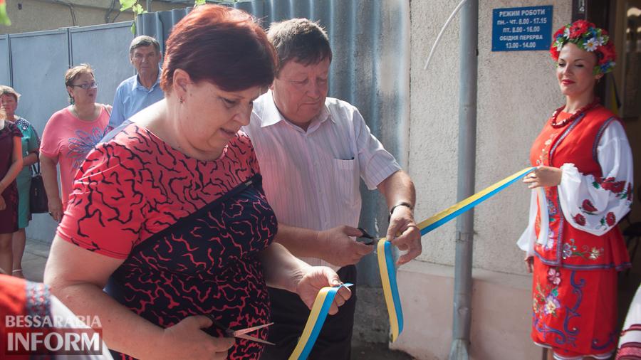 IMG_0310 В Измаиле торжественно открыли новый ЦПАУ при Измаильской РГА (ФОТО)
