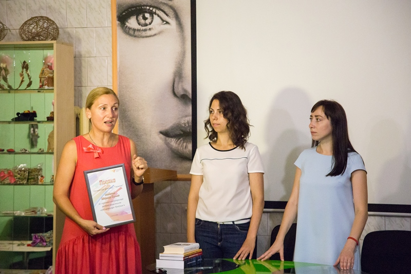 Библиотеки Придунавья получили литературу по медиаграмотности (фото)