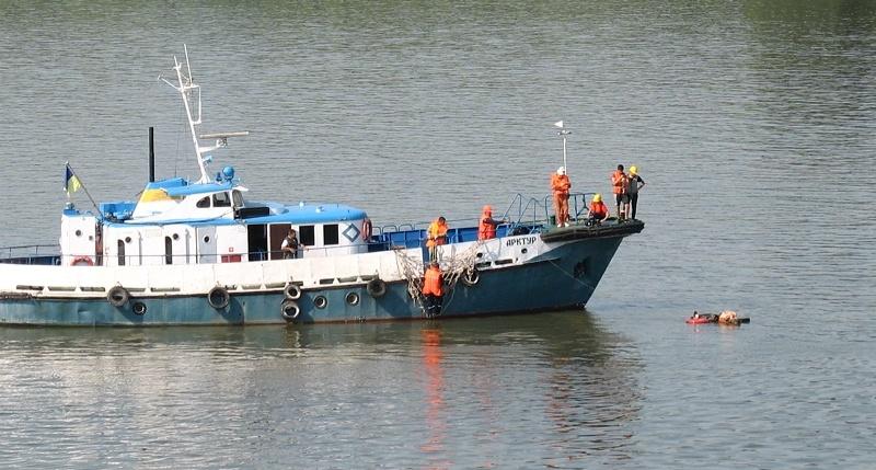 В Ренийском порту прошли учения по ликвидации чрезвычайных ситуаций