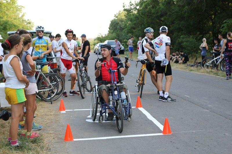В Измаиле состоялся очередной этап велосоревнований (ФОТО)