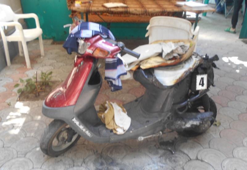 Полиция рассказала о подробностях взрыва гранаты в Измаиле (ФОТО)