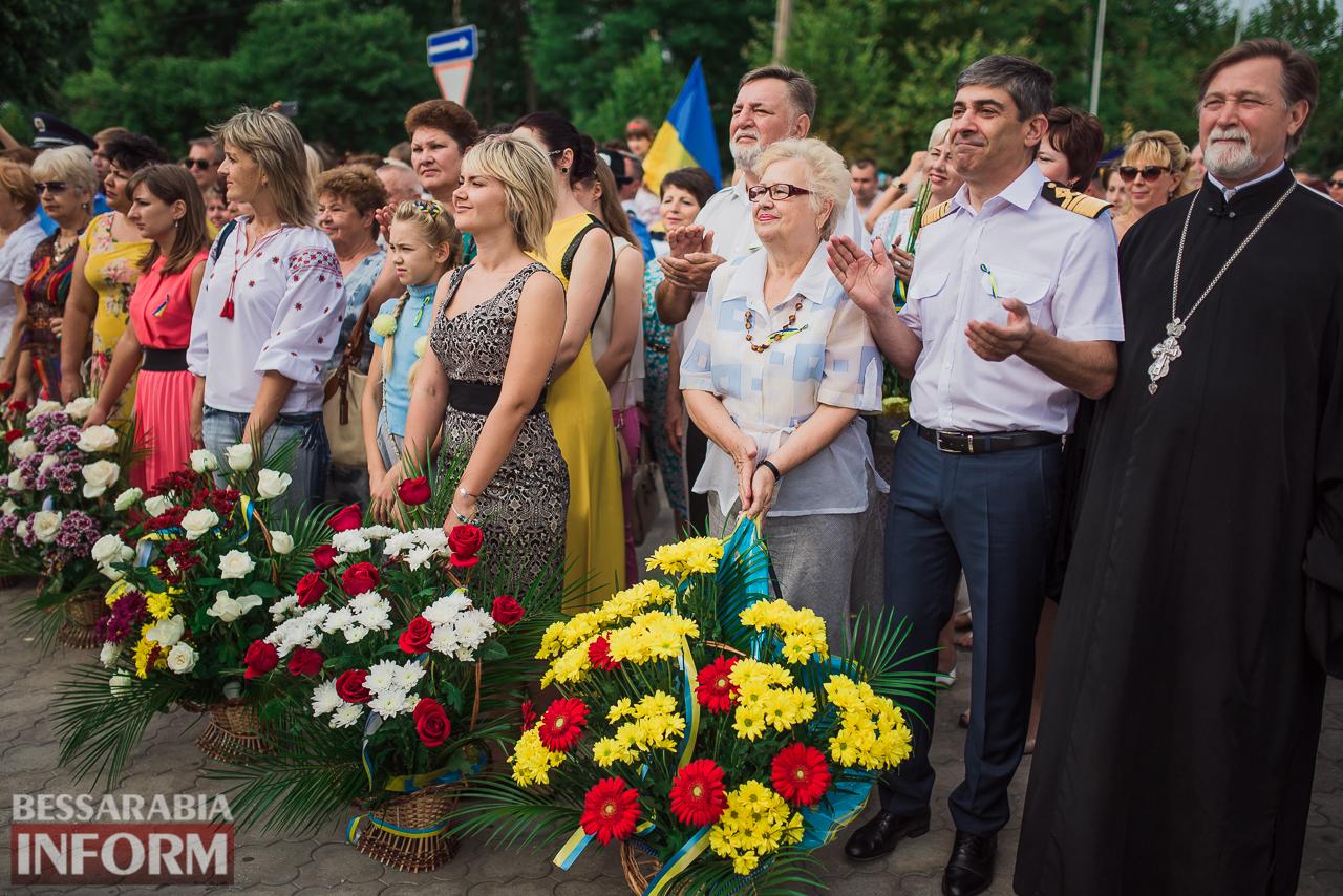 День Независимости в Измаиле - в лучших традициях патриотизма (фоторепортаж)