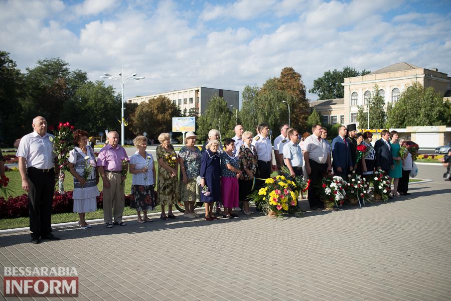 SME_1476 Вечная память воинам-освободителям: в Измаиле отметили 72-ю годовщину освобождения города от нацистов (ФОТО)
