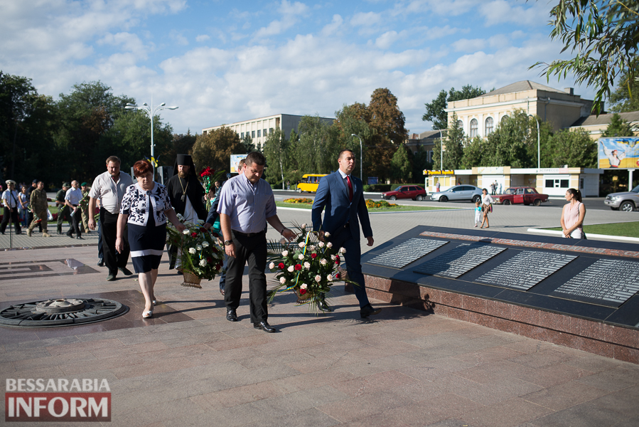 SME_1490 Вечная память воинам-освободителям: в Измаиле отметили 72-ю годовщину освобождения города от нацистов (ФОТО)