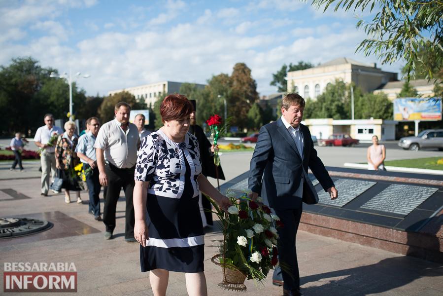 SME_1498 Вечная память воинам-освободителям: в Измаиле отметили 72-ю годовщину освобождения города от нацистов (ФОТО)