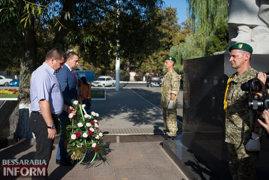 SME_1500 Вечная память воинам-освободителям: в Измаиле отметили 72-ю годовщину освобождения города от нацистов (ФОТО)