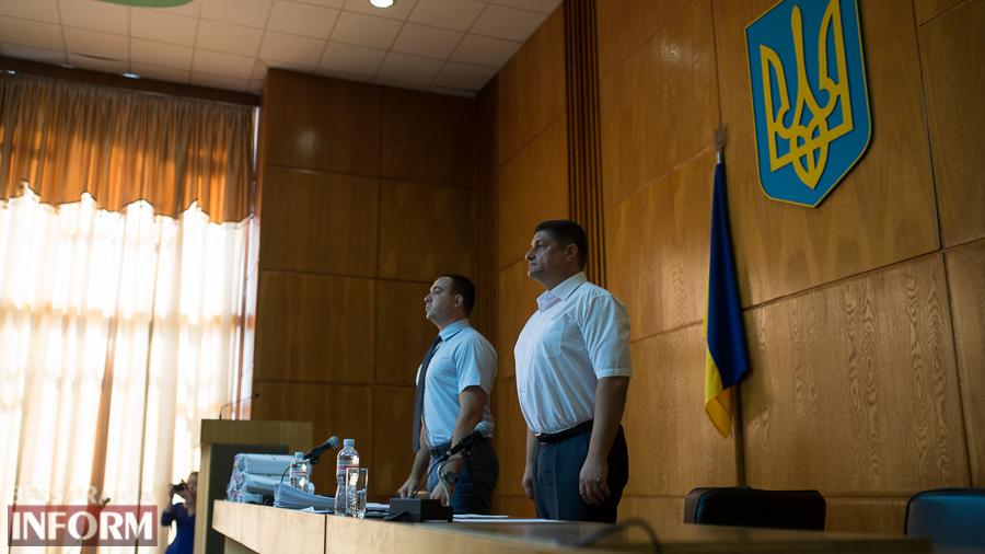 SME_3147 Измаильские депутаты после длительного перерыва провели сессию (ФОТО)