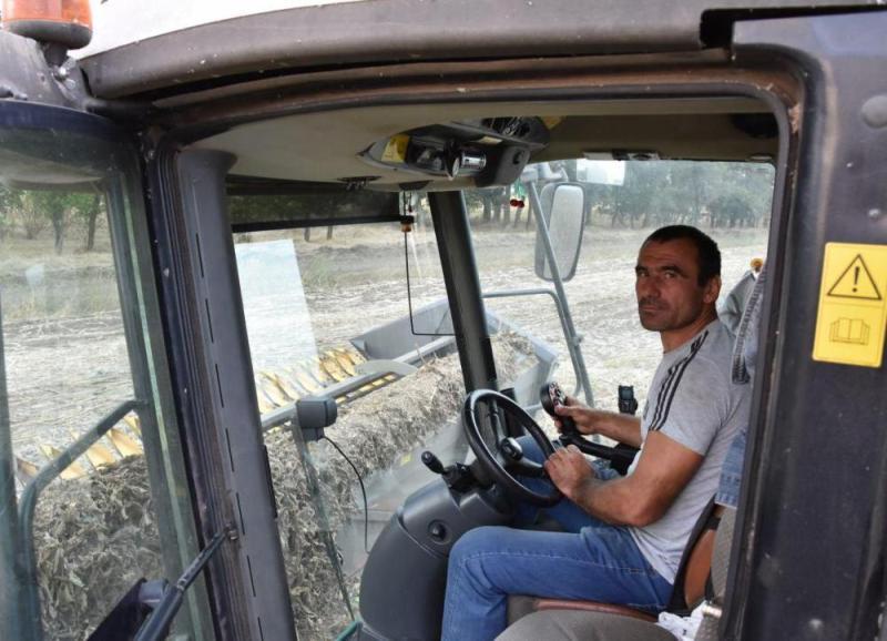 Одни из лучших аграриев области - в Арцизском районе (ФОТО)